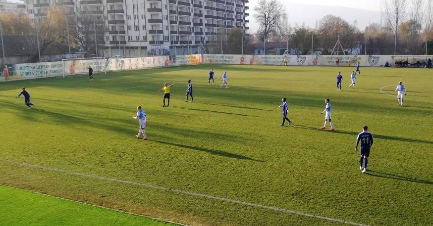 Академија Пандев славеше над Шкупи и се пласираше во полуфиналето од Купот (видео од головите)