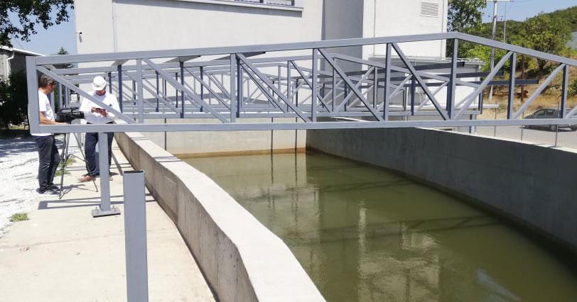 Земјоделците од валандовско добија вода за наводнување од системот Јужновардарска долина вреден 24 милиони евра